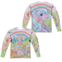 Image for My Little Pony Sublimated Long Sleeve - Classic Ponies
