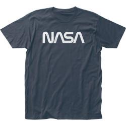 Image for NASA Retro Logo T-Shirt
