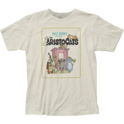 Image for The Aristocats Live Music T-Shirt