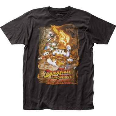 Image for Duck Tales the Movie Lost Lamp T-Shirt