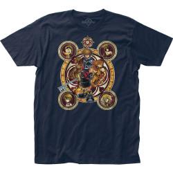 Image for Kingdom Hearts Character Circles T-Shirt