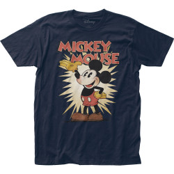 Image for Mickey Mouse Wave T-Shirt