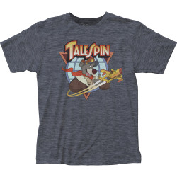 Image for Tail Spin Logo T-Shirt