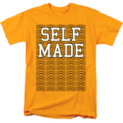 Image for Monopoly T-Shirt - Self Made