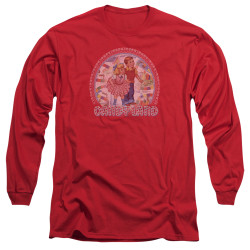 Image for Candy Land Long Sleeve T-Shirt - Happy Children