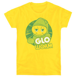 Image for Glo Worm Woman's T-Shirt - Go Glo