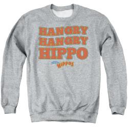 Image for Hungry Hungry Hippos Crewneck - Hangry