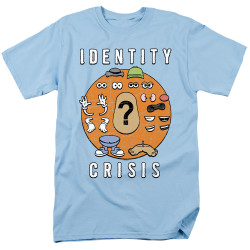 Image for Mr. Potato Head T-Shirt - Identity Crisis