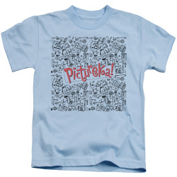 Image for Pictureka Kids T-Shirt - Line Work