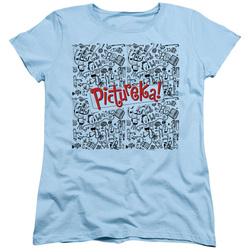 Image for Pictureka Woman's T-Shirt - Line Work