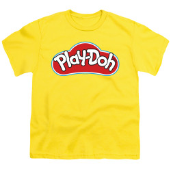 Image for Play Doh Youth T-Shirt - Logo