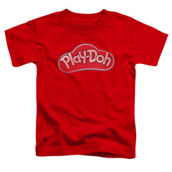 Image for Play Doh Toddler T-Shirt - Red Lid