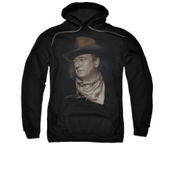 Image for John Wayne Hoodie - the Duke
