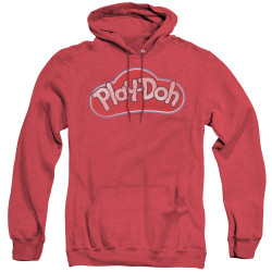 Image for Play Doh Heather Hoodie - Red Lid