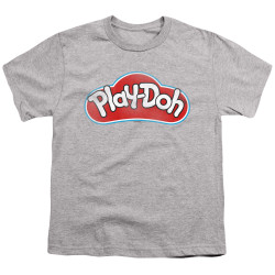 Image for Play Doh Youth T-Shirt - Dohs
