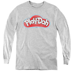 Image for Play Doh Youth Long Sleeve T-Shirt - Dohs