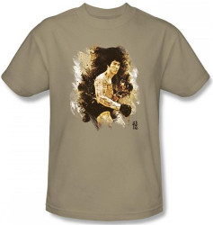 Image for Bruce Lee T-Shirt - Intensity