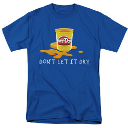 Image for Play Doh T-Shirt - Dry Out
