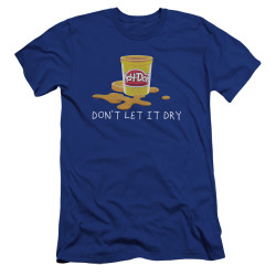 Image for Play Doh Premium Canvas Premium Shirt - Dry Out