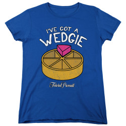 Image for Trivial Pursuit Woman's T-Shirt - Wedgie