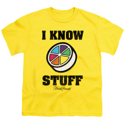 Image for Trivial Pursuit Youth T-Shirt - I Know Stuff
