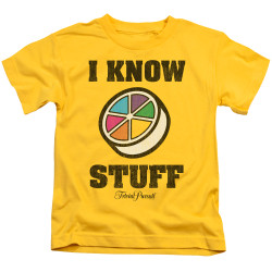 Image for Trivial Pursuit Kids T-Shirt - I Know Stuff