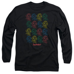 Image for Twister Long Sleeve T-Shirt - Retro Fashion Icon