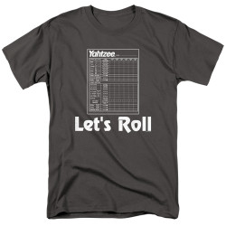 Image for Yahtzee T-Shirt - Let's Roll
