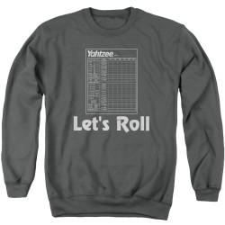 Image for Yahtzee Crewneck - Let's Roll