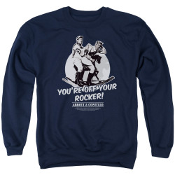 Image for Abbott & Costello Crewneck - Off Your Rocker