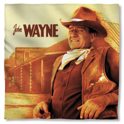 Image for John Wayne Bandana - Old West