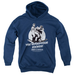 Image for Abbott & Costello Youth Hoodie - Off Your Rocker