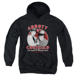 Image for Abbott & Costello Youth Hoodie - Bad Boy