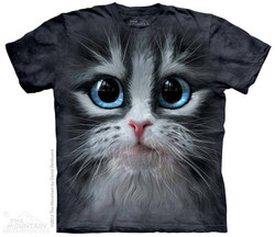 Image for The Mountain T-Shirt - Cutie Pie Kitten