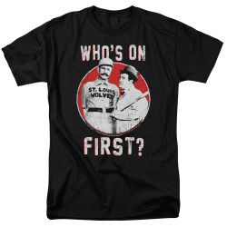 Image for Abbott & Costello T-Shirt - First