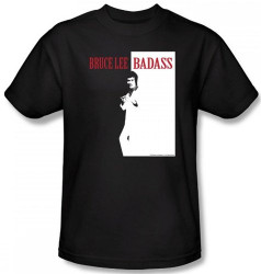 Image for Bruce Lee T-Shirt - Badass