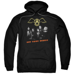 Image for Aerosmith Hoodie - Get Your Wings