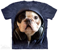 Image for The Mountain T-Shirt - DJ Manny