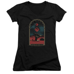 Image for Empire of the Sun Girls V Neck T-Shirt - Balance