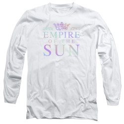 Image for Empire of the Sun Long Sleeve T-Shirt - Rainbow Logo