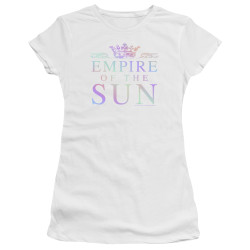 Image for Empire of the Sun Juniors Premium Bella T-Shirt - Rainbow Logo