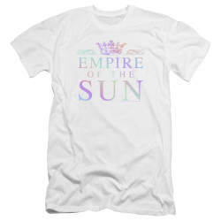 Image for Empire of the Sun Premium Canvas Premium Shirt - Rainbow Logo