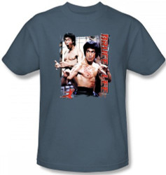 Image Closeup for Bruce Lee T-Shirt - Enter the Dragon