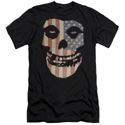 Image for The Misfits Premium Canvas Premium Shirt - Fiend Flag