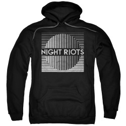 Image for Night Riots Hoodie - Title