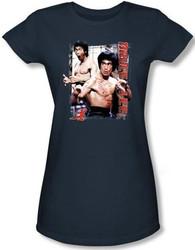 Image for Bruce Lee Girls T-Shirt - Enter the Dragon T-Shirt