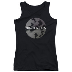 Image for Night Riots Girls Tank Top - Flock
