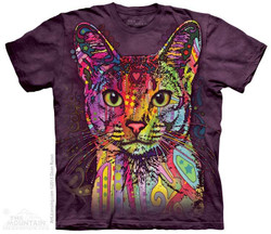 Image for The Mountain T-Shirt - Abyssinian