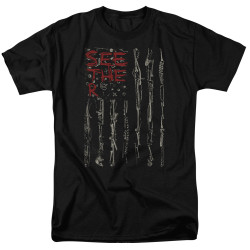 Image for Seether T-Shirt - Bone Flag