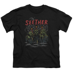 Image for Seether Youth T-Shirt - Mind Control